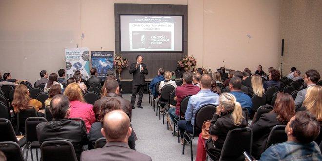 Inovações marcaram o Workshop Segurança para Condomínios e 8° Congresso do Siese-SC