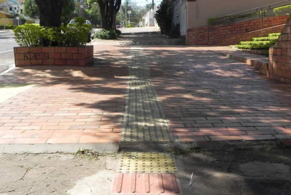 Padronização das calçadas em Balneário Camboriú