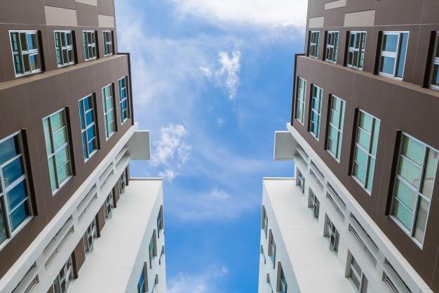 Implantação de condomínios novos